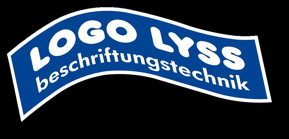 Logo Lyss Beschriftungstechnik