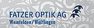 Fatzer Optik AG