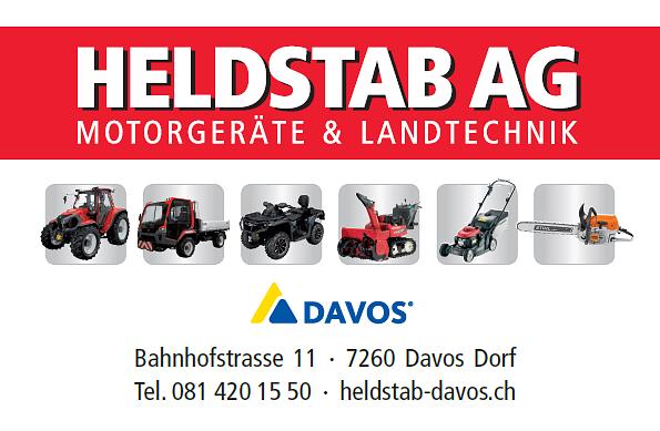 HELDSTAB AG Motorgeräte & Landtechnik