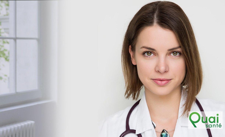 Dr méd. Nika Gasparovicova