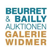Beurret & Bailly Auktionen Galerie Widmer