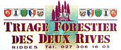 Triage forestier des deux Rives