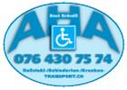 Rollstuhlfahrbetrieb AHA Transport