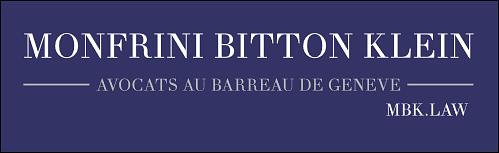 Etude MBK Monfrini Bitton Klein
