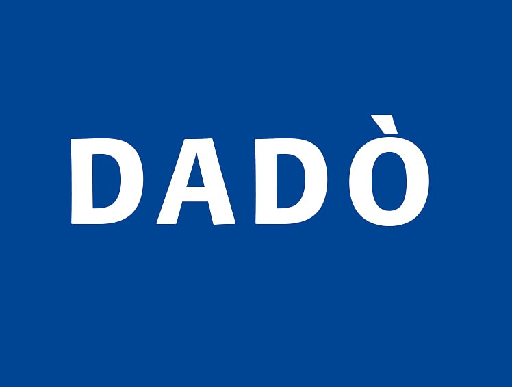 ARMANDO DADÒ EDITORE Tipografia Stazione SA
