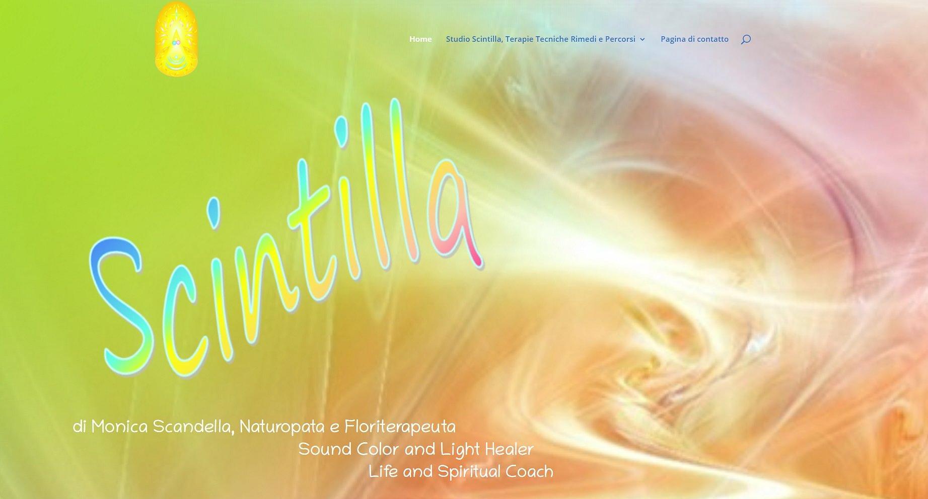 Scintilla Terapie Vibrazionali e Seminari Evolutivi