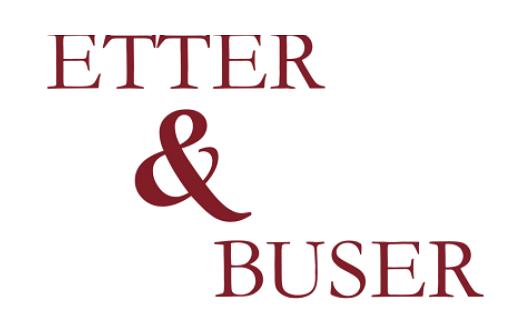 Etter & Buser