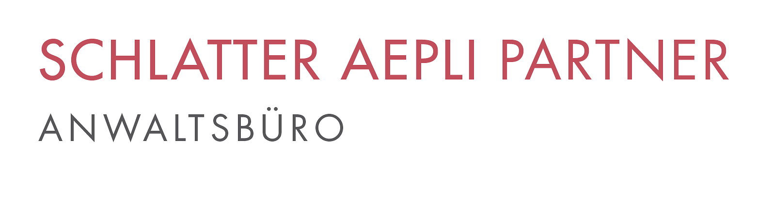 Anwaltsbüro Schlatter Aepli Partner