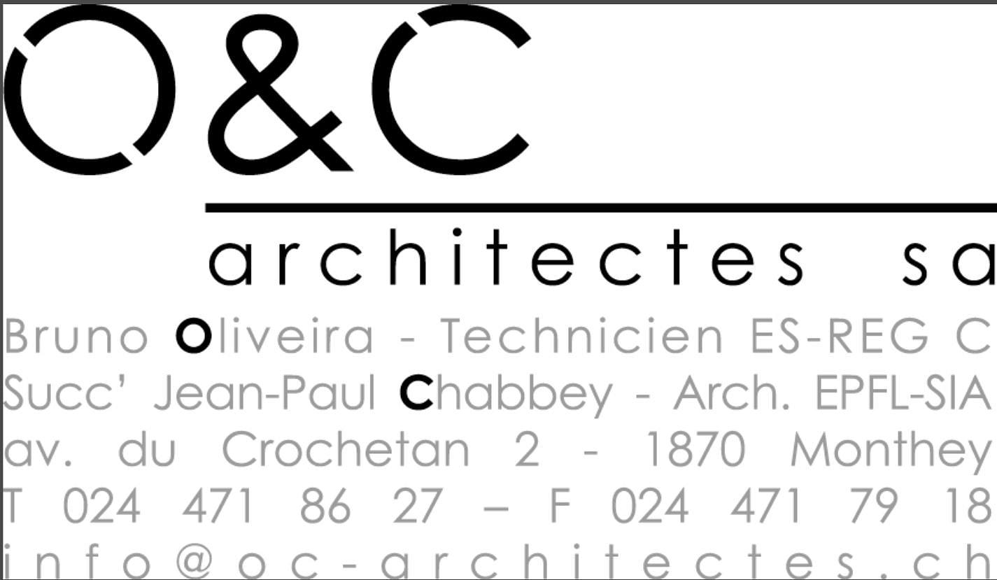 O&C architectes SA