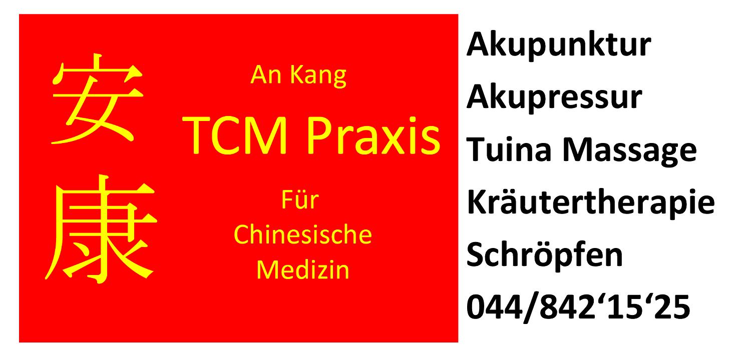 An Kang -TCM Praxis für traditionelle chinesische Medizin