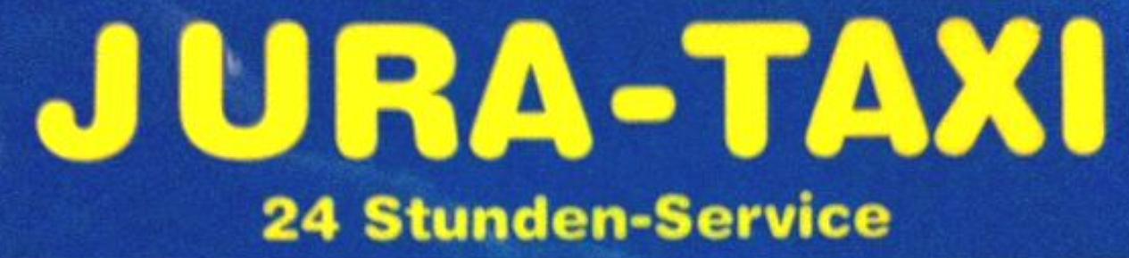 Jura-Taxi