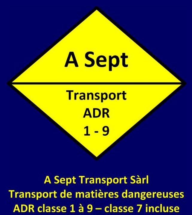 A Sept Transport Sàrl