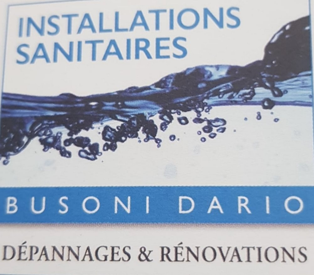 BUSONI Dario - Installations Sanitaires