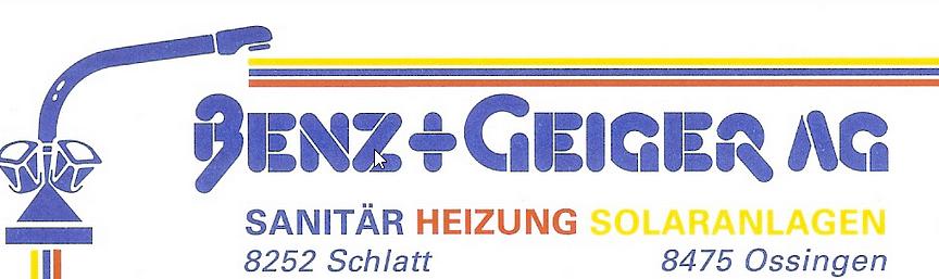 Benz + Geiger AG