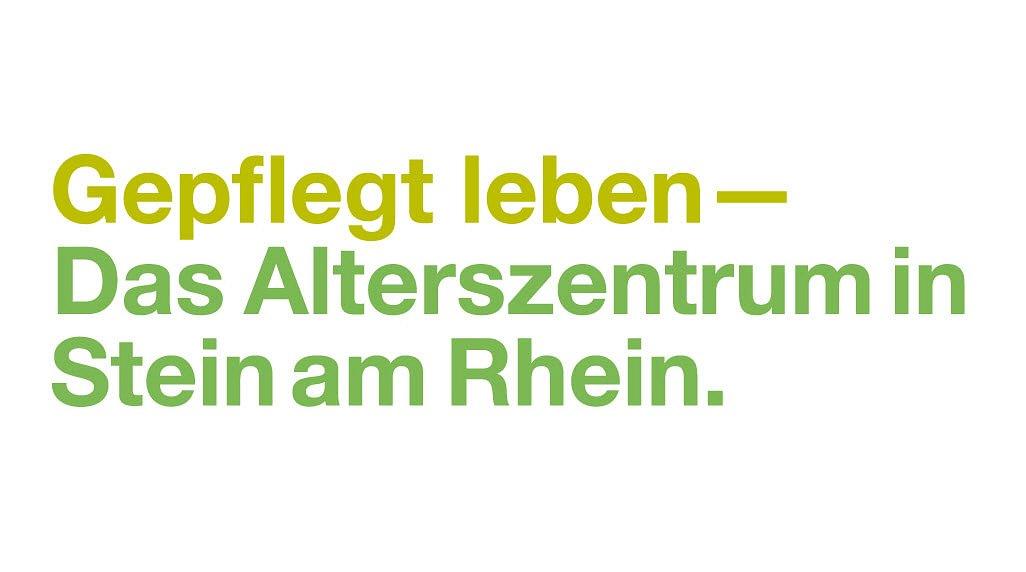 Alterszentrum Stein am Rhein
