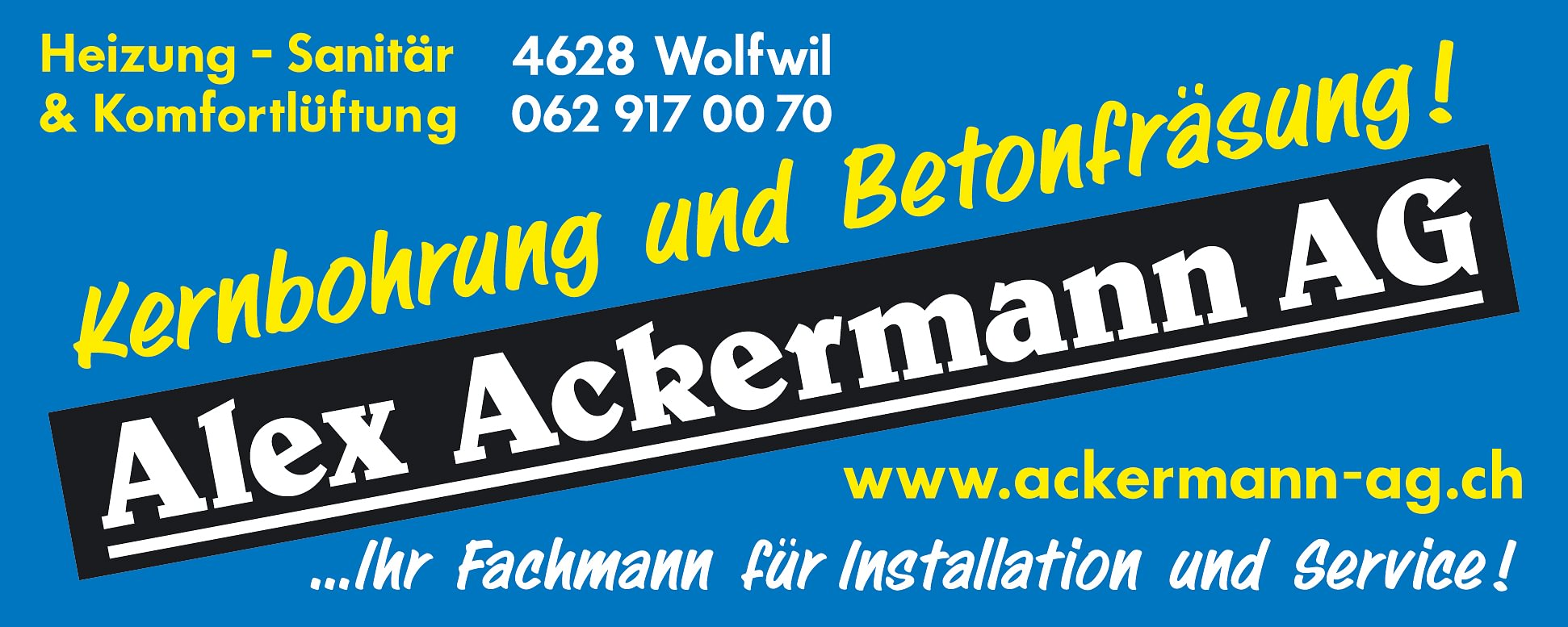 Alex Ackermann AG