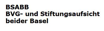 BSABB, BVG- und Stiftungsaufsicht beider Basel