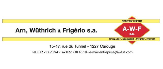Arn, Wuthrich & Frigerio SA