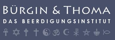 Beerdigungsinstitut Bürgin & Thoma