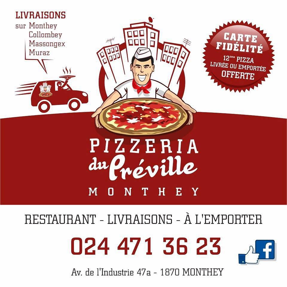 Pizzeria Du Préville Kelmendi