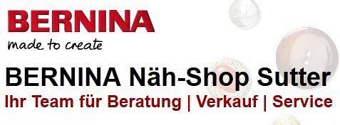 Bernina Näh-Shop Sutter