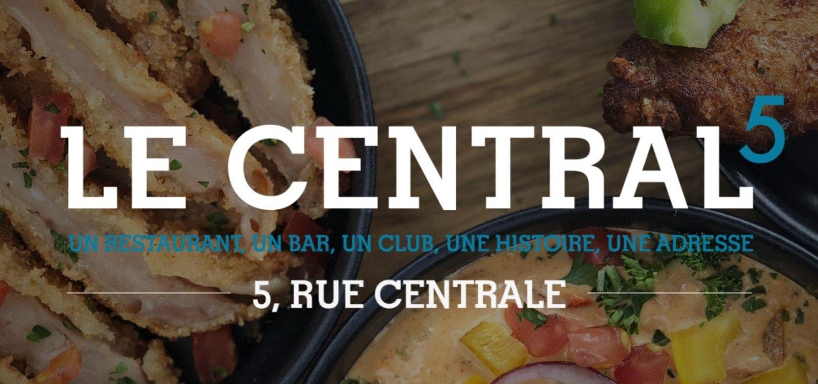 Le Central Lausanne