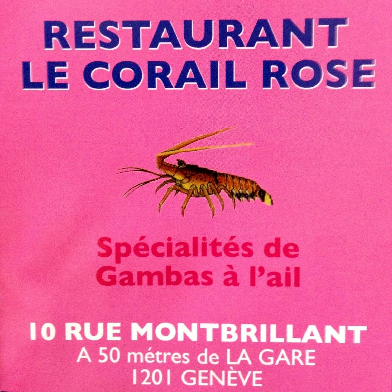 Corail Rose