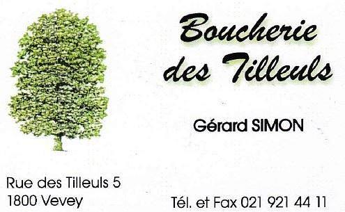 Boucherie des Tilleuls