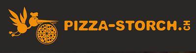 Storch-Pizza Kurier