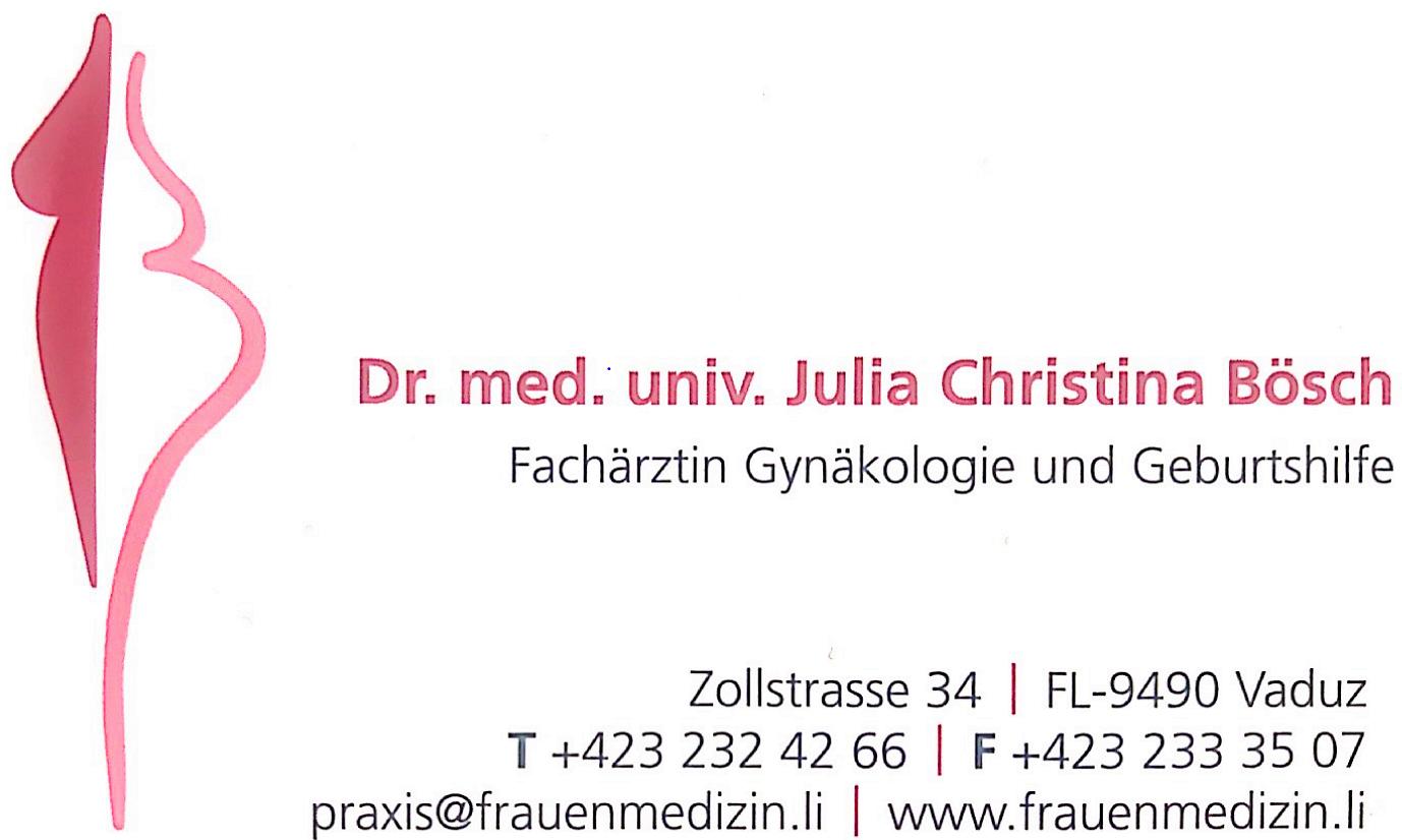 Dr. med. Bösch Julia Christina