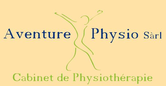 Aventure Physio Sàrl cabinet de physiothérapie et acupuncture