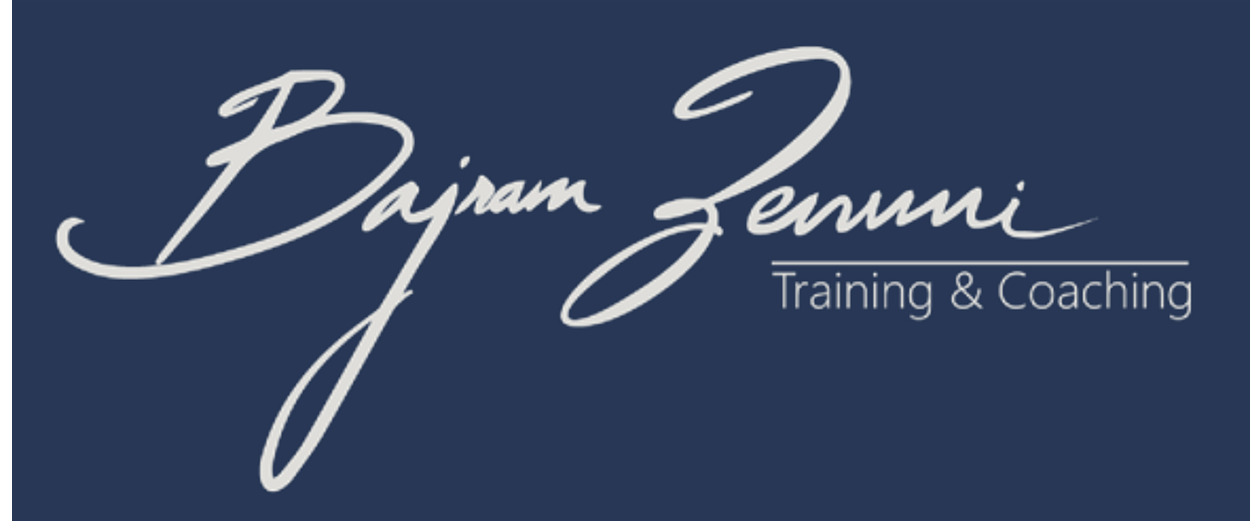 Bajram Zenuni Training & Coaching