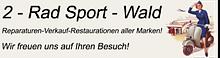 2-Rad Sport-Wald