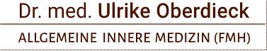 Dr. med. Oberdieck Ulrike