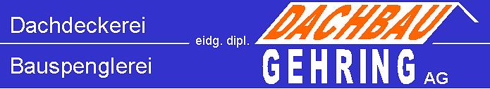 Dachbau Gehring AG