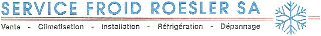 Service Froid Roesler SA