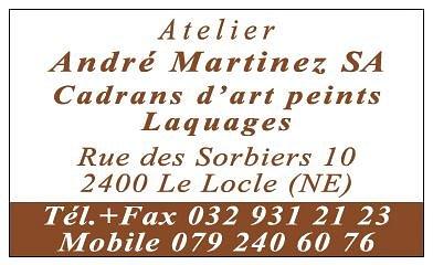 Atelier André Martinez SA