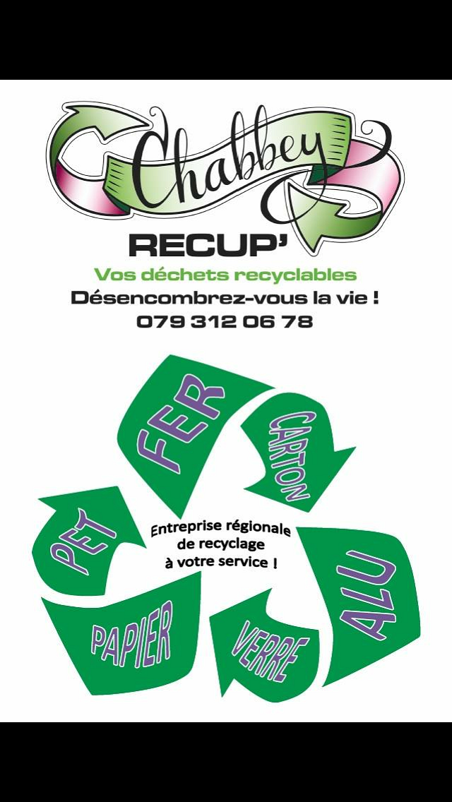 Chabbey Récup'