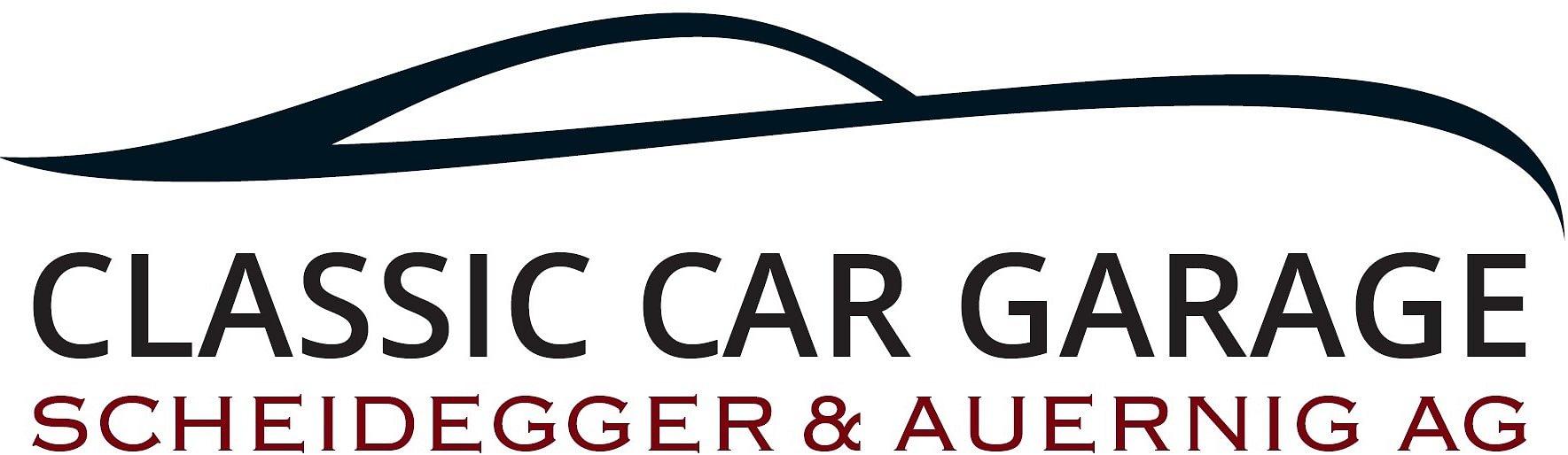 Classic Car Garage Scheidegger & Auernig AG