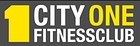 CITY ONE FITNESSCLUB logo