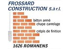 Frossard Construction Sàrl