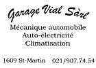 Garage Vial Sàrl
