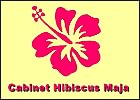 Cabinet Hibiscus Maja