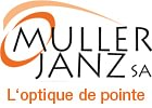 Muller Janz Opticiens logo