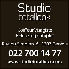 Studio total look