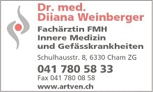 Dr. med. Weinberger Diiana