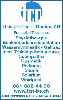Therapie-Center Neubad AG