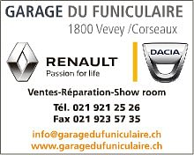 Garage du Funiculaire