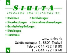 Sihlta Treuhand und Revisions AG