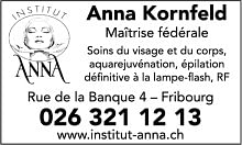Anna beauty & wellness Sàrl